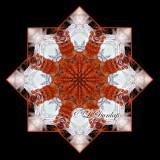 * Ice Cave  -- Northwoods Kaleidoscope
