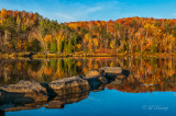 3.4 - St. Louis River In Autumn: Chambers Grove Park, Fond du Lac