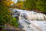 ** 3 - Duluth Parks: Kingsbury Creek, Late Autumn, High Water