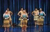 Maori Concert Party on board