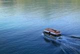 Tender boat to Akaroa