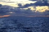 Leaving Stewart Island, bottom of South Island NZ