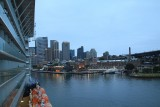 Another grey Australian Day... in Sydney, our last day.