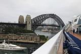 Arrived in Sydney