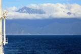 Leaving NZ from Milford Sound and the fiords to cross the Tasman Sea to Australia 3 nights and two days...