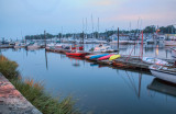 371, Mamaroneck Harbor at Dusk