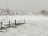 413, WInter, Mamaroneck Harbor