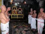Sri Maragathavalli Thayar Sri Vijayaraghavan Jeshtabushegam - Aani Kettai