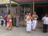 Melukotttai -Pavitrotsaavam SAthumurai=Garuda Sevai Purappadu at Melukote 21.9.13 morning