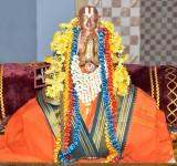 Afternoon Sri Perumal Sri Thayar and Sri Arualala Perumal Emperumanar Thirumanjanam - Thiruppavai Sevai - Thiruppavai Sarrumurai