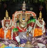 Day4 Morning - Sri Vijayaragavan @ Sesha Vahanam - Paramapatha Nathan thirukolam