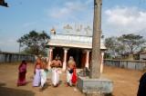 Kanchi Perarulalan Visiting Thenneri