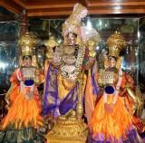 Thirupputkuzhi Brahmothsavam Day6  Night : Serthi Arai Sevai