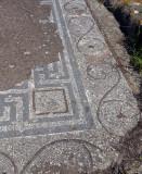 Kos mosiac in ancient agora