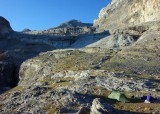 Sep 15 Spanish Pyrenees- 2nd camp on southern slopes of Perdido