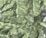 Gavarnie loop map- our first hike