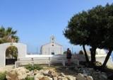 Chapel near Loutro