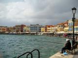 Hania harbour