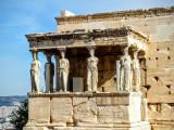 Athens the acropolis
