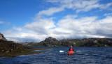 June 16 loch laxford sea kayak