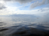 Aug 16 Skye north of Dunvegan with glassy seas