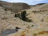 Escalante-Death Hollow: Bowington Trail exit