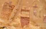 Horseshoe canyon Great Gallery