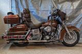 Acrylic Motorcycle
