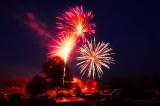 Albany Fireworks 2014