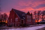 Sunset & Presbyterian Church