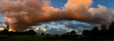 Gust Front Passage