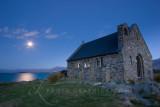 Church of the Good Shepherd Moon, Tekapo