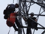 10/17/2013 PCTRT Tower Rescue Training Duxbury/Hanson MA