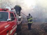 11/25/2013 Brush Fire Abington MA