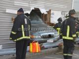 02/01/2014 Car vs Building Boston MA
