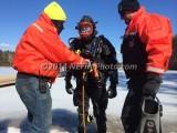 02/24/2014 PCTRT Ice Dive Training Hanson MA