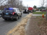 04/14/2014 Fuel Spill Whitman MA