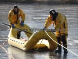 01/21/2015 Ice Rescue Training Whitman MA