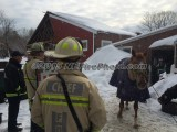 03/02/2015 Building Collapse / Animal Rescue Norwell MA