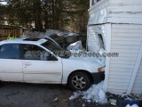 03/23/2015 Car vs Building Whitman MA