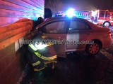 03/26/2015 Car vs Building Whitman MA