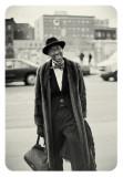 Happy man from Harlem