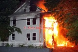 Webster MA - Structure fire; 4 Goddard St. - May 31, 2013