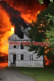 Webster MA - Fire in a Vacant Structure; 16 Granite St. - June 17, 2013
