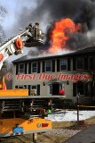 Charlton MA - Garage fire extends to Dwelling; 44 AF Putnam Rd. - March 26, 2014