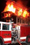Southbridge MA - Structure Fire; 46 Cohasse St. - April 13, 2014