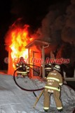 Webster MA - Fire in an Occupied dwelling; 11 Malden Ave. - March 4, 2015