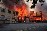 Webster MA - 7 Alarm Mill Fire; 103 North Main St. - June 25, 2015