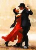 Tango Expression by Bethany, January, 2014