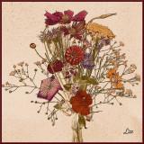 My Flower Bouquet by Liz, October, 2016